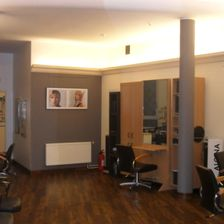 Jean-Jacques D. Coiffeur in Hannover, im Salon